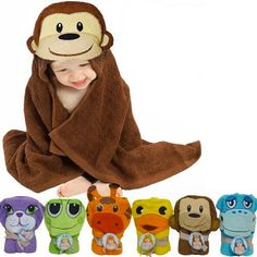 Now available in our store: Northpoint Kids 1... Get yours here ==> http://expressfinesse.com/products/northpoint-kids-100-cotton-animal-character-towels