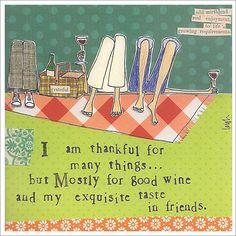 I am grateful for my inner circle of friends they are the family i choose
