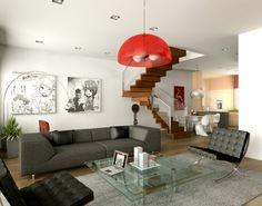 Feng Shui Wohnzimmer Einrichten Couch Fenster Licht Blumen Vase Couchtisch  | Wohnideen Wohnzimmer | Pinterest | Feng Shui