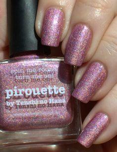 Picture Polish Pirouette