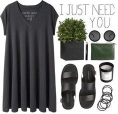 """""""I JUST NEED YOU"""" by emily-nevell on Polyvore"""