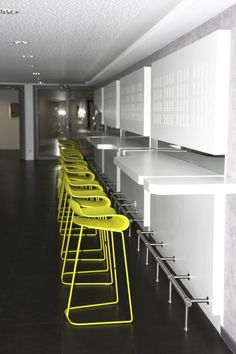 BCN stool design by Harry & Camila - Kristalia