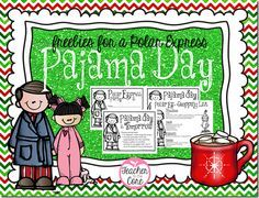 1000+ images about Polar Express Day on Pinterest