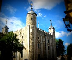 The Tower of London - so much history. Great to visit (especially when you're a Tudors fan!)