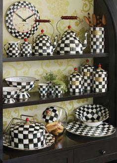Kitchen classics.