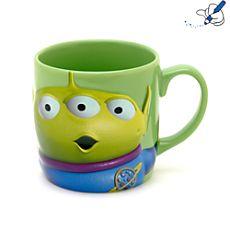 DISNEY Mug Alien de Toy Story