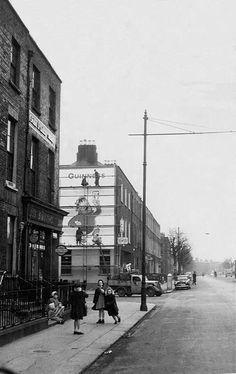 North Circular Road, Dublin.