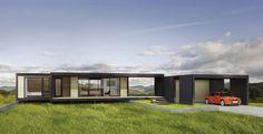 green small modular homes