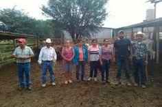 Arroyo Seco, Qro. 27 de Octubre del 2016. Con gran la finalidad de apoyar en la producción ganadera local, el...