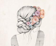 1000drawings | via Tumblr