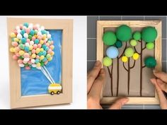 10 Easy Crafts Fun Activities For Kids - DIY Kid Crafts Hi kids! Today we have collected 10 Easy Crafts Fun Activities ideas for you, hope you will like it Diy Home Crafts, Diy Crafts For Kids, Easy Crafts, Arts And Crafts, Kids Diy, Origami Butterfly, Fun Activities For Kids, Kids Learning, Projects To Try
