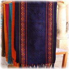 rebosos - artesania mexicana