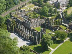 Abbaye de Villers, Belgium