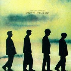 Bring On The Dancing Horses Echo And The Bunnymen From the Album Songs To Learn And Sing 80s Music, Rock Music, Sound Music, Music Mix, Dance Music, Playlists, Oingo Boingo, Echo And The Bunnymen, Great Albums