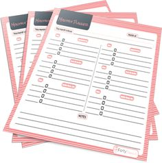 FortyPreneur Monthly PLanner