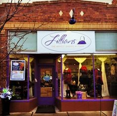 Lillians of Dickinson, ND... They have reallly cute stuff!!