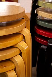 Stool 60 stackable stools