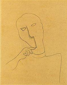 Roger de La Fresnaye (1885 - 1925) - Portrait Arabesque - Ongpin Fine Art - Object Detail