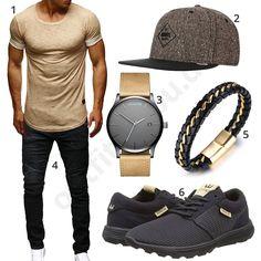 Style mit Supra Hammer und MVMT Uhr (m0502) #outfit #style #fashion #menswear #mensfashion #inspiration #shirt #cloth #clothing #herrenoutfit #männeroutfit #outfitherren #outfitmänner #shirt #mode #styling #sneaker #menstyle