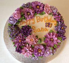 Master of BUTTERCREAM Art   Arty Cakes   Master of BUTTERCREAM Art!