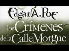 Edgar Allan Poe+Los Crimenes de la calle Morgue+AUDIOLIBRO COMPLETO EN E...