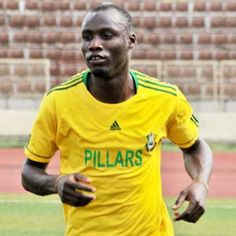 Mohammed Gambo, Nigerian footballer who plays for Kano Pillars as a striker. He's a captain of Kano Pillars and is a footballer of Nigerian National Football Team. #Nigeria, #Footballers