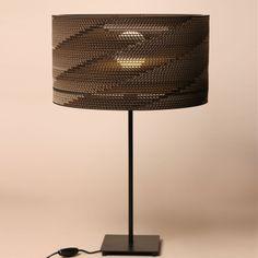Cardboards lamp