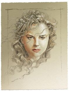 fairly beautiful - Creative Art in Sketching by Manny Vailoces in Portfolio SKETCHES  DOODLES at Touchtalent