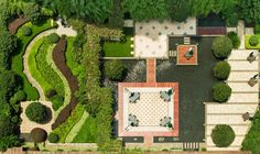 LandEscaping: Taking Refuge in the City on a Rooftop Garden Oasis at Sheraton Changsha, China Vertical Garden Design, Garden Design Plans, Garden Landscape Design, Landscape Architecture, Garden Landscaping, Cheap Pergola, Diy Pergola, Pergola Plans, Pergola Ideas