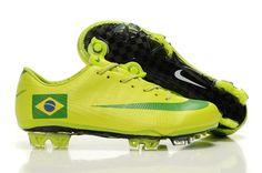 Soccer  Shoes at 1/2 Price! Go brazil!!!