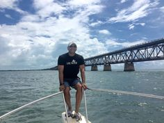Jay Boodheshwar in Big Pine Key, Florida. 163 miles from the Town of Palm Beach United Way office.