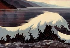 Art & Coin TV: EYVIND EARLE - Previous Work Sold