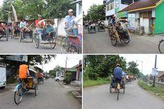 Suasana Kampung Inggris pare Kediri Jawa Timur