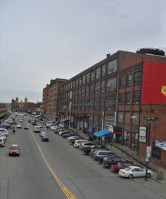 Strip District...one of my favorite places in Pittsburgh and one of the things I miss most about living there,  many Saturday mornings spent there!