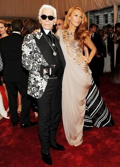 Met Ball: Designers and Their Muse #fashion #style #metball2013