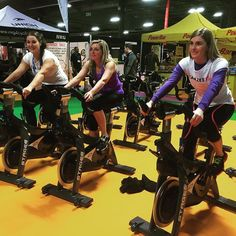 Had a blast @sbrtexpo in #Manchester. We're here all day Saturday & Sunday! zaazee.co.uk #fitness #expo @eventcityuk #spin #spinning #cycle #bike #bikewear #bikelife #bikes #class #active #activewear #thisgirlcan #fit #fitfam #fitspo #fitnessmotivation #fitgirl @katherineheyes @jademottley