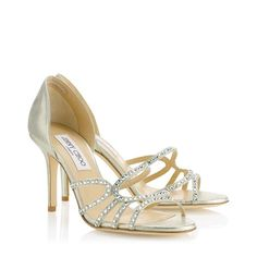 Jimmy Choo Straits - after much searching, I found them!!! I am in love with these shoes!!