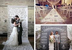 Vintage Elegant Wedding Backdrops | ... (left to right): Style Me Pretty , Oh Lovely Day , Wedding Obsession