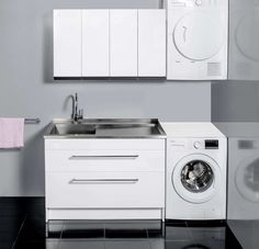 Horoi Laundry Cabinet by Bath Co Laundry Tubs, Laundry Cabinets, Home Appliances, Bath, Inspiration, Design, House Appliances, Biblical Inspiration, Linen Cabinet
