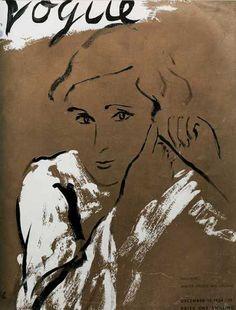 Vogue cover 1934