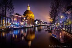 Koepelkerk Amsterdam by Michael van der Burg ✅