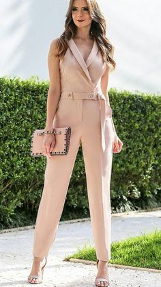99 Latest Office & Work Outfits Ideas for Women - Damen Mode 2019 Classy Outfits, Chic Outfits, Fashion Outfits, Fashion Trends, Dress Fashion, Fashion Clothes, Dress Outfits, Mode Outfits, Office Outfits