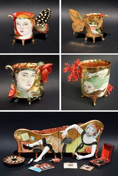 The Porcelain Work of Irina Zaytceva