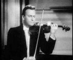 Yehudi Menuhin, Pablo de Sarasate - Malagueña Op.21 N.1 - YouTube