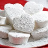 Rich and creamy homemade marshmallows. You'll never want store bought again!