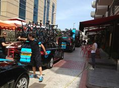 Giro blog #3: Weather watching in Italy   Cyclisme PRO   Scoop.it