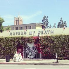 Museum of Death i Los Angeles, CA