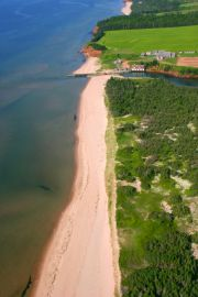 Basin Head Beach, PEI