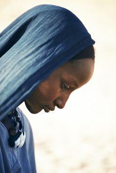 Africa | Tuareg woman. Abalak, Niger | ©Kazuyoshi Nomachi
