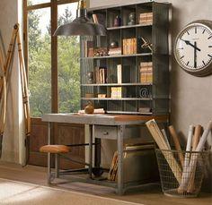 basicsofman: Desk